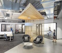 Comcast's Silicon Valley Innovation Center - Sunnyvale - Office Snapshots