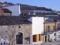 Two Houses in Orsara - Raimondo Guidacci    ↦ Innercity