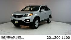 2011 Kia Sorento 2WD 4dr I4 LX - For Sale at New Jersey State Auto Auction www.NjStateAuto.com in Jersey City #NJ