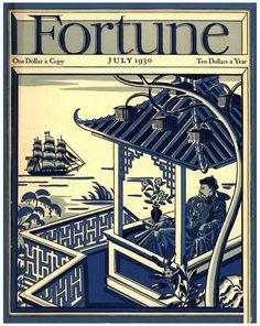 Fortune Magazine Covers: 1930