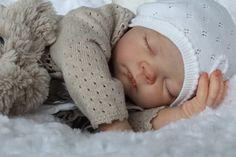 Cheza Baby Nursery Reborn Fake Baby Girl doll Serah Adrie Stoete | eBay