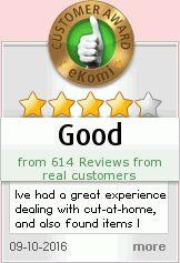 Valutazione del cliente: Ive ha avuto una grande esperienza con cut-at-home, e…