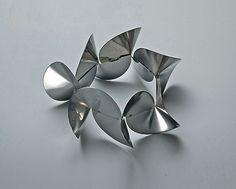 Gijs Bakker Bracelet 1967 stainless steel