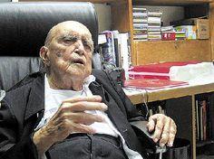Entrevista de Oscar Niemeyer para o Correio Braziliense no ano passado.