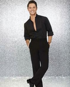 Sasha Farber From The Dancing with the stars on ABC Sasha Farber, Dwts Pros, Professional Dancers, Tyler Joseph, Romantic Movies, Pretty Much, Dancing With The Stars, Dream Guy, Eye Candy