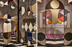 Salone 2017: Stone Age Folk by Jaime Hayon For Caesarstone - Indesignlive | Daily Connection to Architecture and DesignIndesignlive | Daily Connection to Architecture and Design
