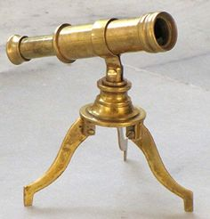 Telescope for Home Decor Chopra Brand Decorative Telescope