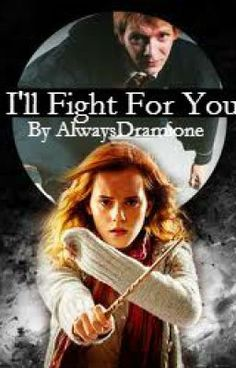 "Read ""I'll Fight For You - Fred/Hermione - Chapter One"" #wattpad #fanfiction"