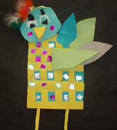 From exhibit Paper Weaving Birds - Grade 1 by Payton1055 (Art ID #7893728) from Richard Henry Lee Elementary— grade 1