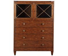Leeward High Buffet by John Black for Curate Home Collection.