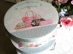 Decorative Hat Box...