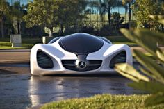 future concept cars | The Future By Mercedes-Benz: The BIOME Vision Concept