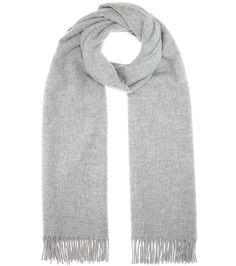 A.P.C. Polska Wool Scarf. #a.p.c. #scarves