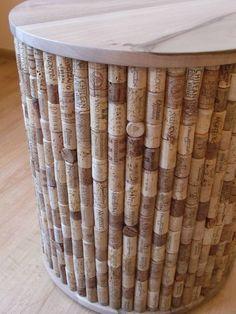 Korkový stolík / G.M. - SAShE.sk - Handmade Nábytok
