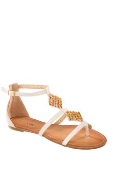 ShoeVibe Luane Sandal by Assorted on @HauteLook