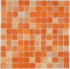 Kitchen Backsplash Orange orange acrylic backsplash. inspired whims: creative and
