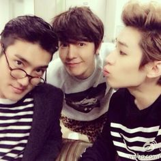 Siwon-Donghae-Henry
