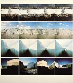 Ger Dekkers: Zeefdruk. Plastic € 50.00 nu bieden! - Ger Dekkers Camera Art, Conceptual Photography, Land Art, Photomontage, Veil, Plastic, Landscape, Places, People