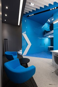 Concept Board Architecture, Architecture Design, Digital Marketing Manager, Modern Office Design, Office Reception, Room Paint, Ceiling Design, Paint Designs, Office Decor