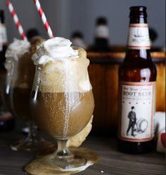 Hard Root Beer Float #beer #rootbeer #hardrootbeer #rootbeerfloat