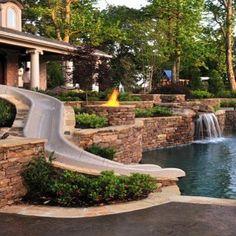 Custom pools and patios in Cypress, Texas