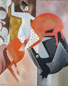 Olaf Rude (1886-1957, Danish, born in Estonia)