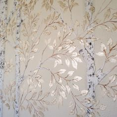 Discover thousands of images about Plaster Stencil Aspen Tree Tree Stencil For Wall, Stencil Painting On Walls, Wall Stenciling, Tree Wall Painting, Damask Stencil, Tree Wall Decor, Wall Paintings, Faux Painting, Ceiling Decor