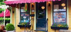 These are just a handful of all the wonderful places to eat that Lexington offers