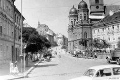 Bratislava, Back In Time, Busan, Php, Old Photos, To Go, Nostalgia, Street View, Marvel