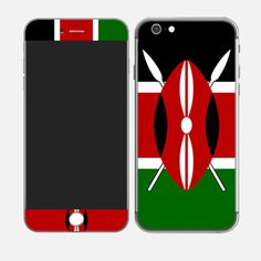 #iPhone6plus Republic of Kenya http://skin4gadgets.com