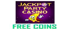 Jackpot Party Casino Free Coins and Promo Code Link - Coinforum Jackpot Casino, Casino Slot Games, Game Codes, Happy We, Dark Memes, Latest Games, Top Quotes, Played Yourself, Casino Bonus