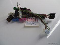 2005-2008 Mini Cooper Interior Fuse Box Wire Harness 23 61146906626 R50 R52 R53