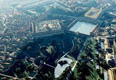 Ricostruzione grafica della Domus Aurea by Emperor Nero    amazing