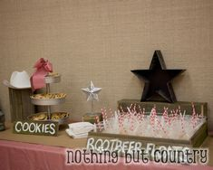 Western / Cowboy Theme Cub Scout Blue and Gold Banquet 2013 | Nothing But Country