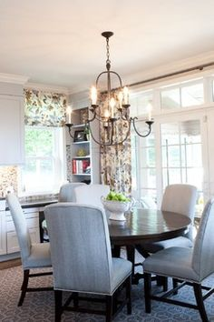 Can you tell me from where you got the table and chairs or the manufacturer? - see Urban Cabin Houzz page