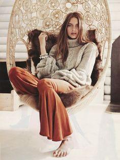 LOVE that chair!