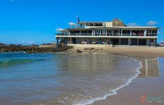 Currumbin Beach Vikings Surf Life Saving Club, Currumbin Valley, Australia — by Caz and Craig @yTravelBlog. Another great place to have a meal on the Gold Coast is Currumbin Surf Club. Look at those views right over the...
