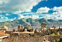 'Cusco' by Dmitry Samsonov on 500px. Location: Cusco, Peru.