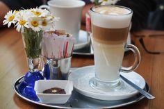 #gununkahvesi from me, latte, derishow, morning coffee