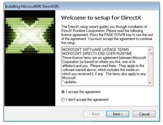 Download DirectX 9.0c For Windows