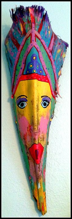For Sale.  Palm Frond Princess by juju.  See it on ebay under the seller name juju.
