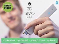 3DSimo Mini - The ultimate creator's tool project, On Kickstarter. FINAL DAYS!