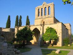 Bellapais Monastry, North Cyprus