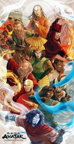 Avatar The Last Airbender art #AvatarTheLastAirbender #cosplayclass #art