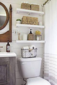 2017 Small Bathroom Decor