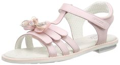 Geox J Sandal Giglio 35 Sandal (Toddler/Little Kid/Big Kid) >>> Wow! I love this. Check it out now! - Girls sandals