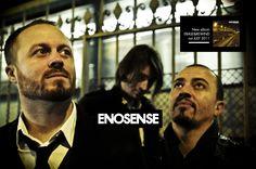 Enosense - The Fall - viinyl #poprock #rock