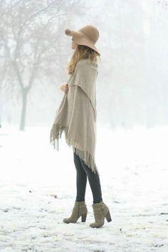 #snow #fashion ~ Inspiration Lane