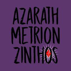 Azarath Metrion Zinthos T-Shirt Teen Titans Raven, Marshmello, Dc Comics, Raven Beast Boy, Bbrae, Dc Anime, Teen Tv, Batwoman, Detective Comics