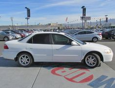1998 Honda Accord EX V6 - Cheap reliable used car for around $1000 near Salt Lake City UT.